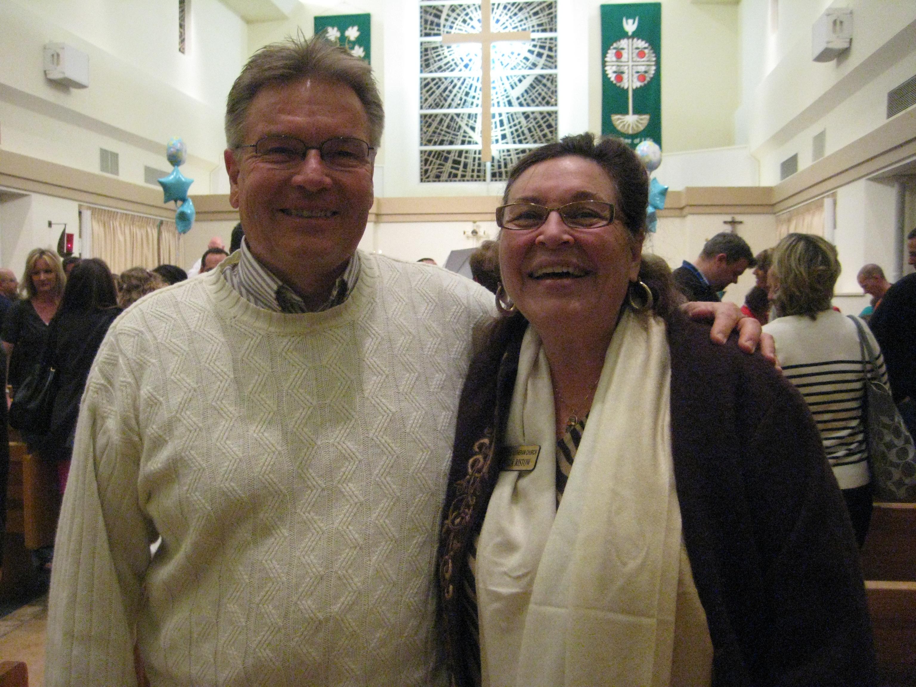 Pastor Augie & Victoria